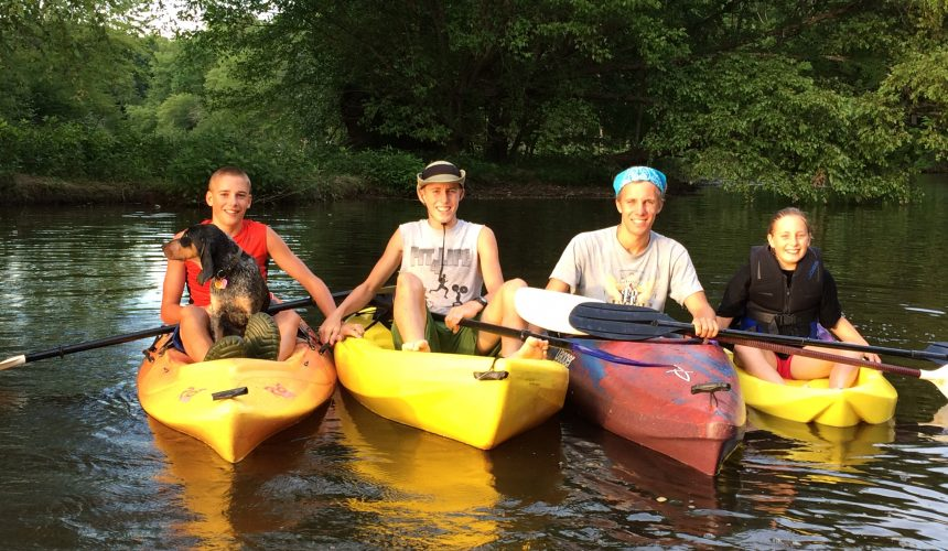 10 Things Our Family Learned from Outdoor Adventures