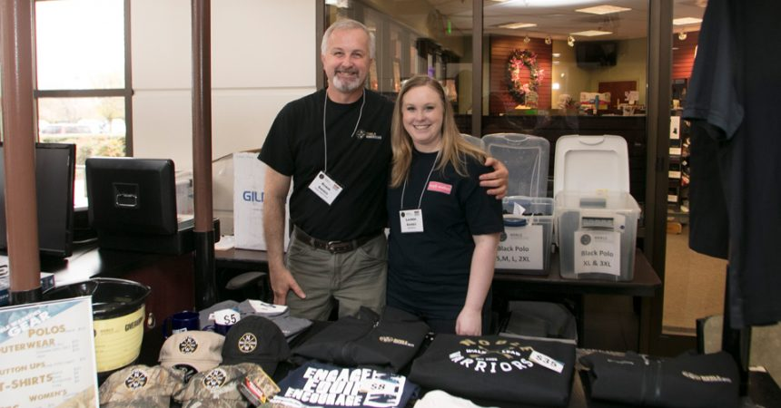 Meet the Team! Robin and Lauren Shires