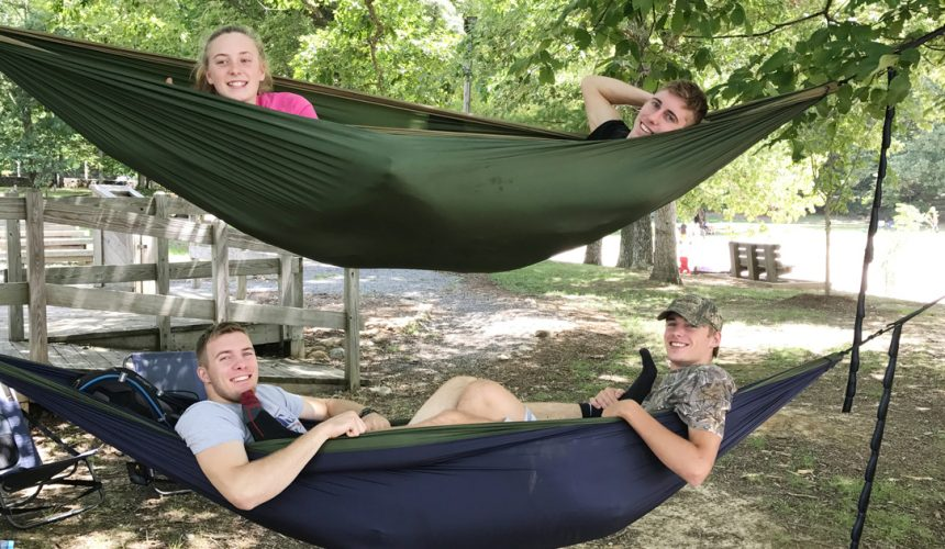 Ring Weekend, Corps of Cadets, Basketball, Bathroom Renovation & Camping