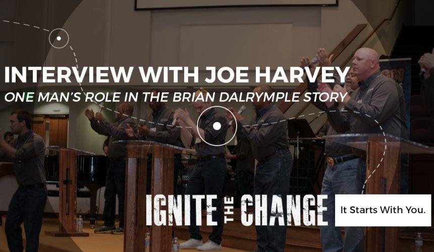 Interview with Joe Harvey: One Man's Role in the Brian Dalrymple Story