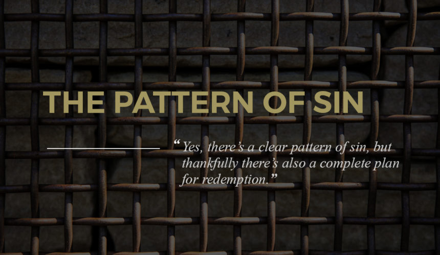 The Pattern of Sin