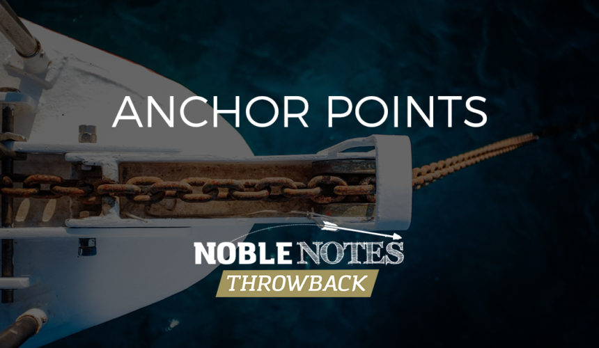 Anchor Points