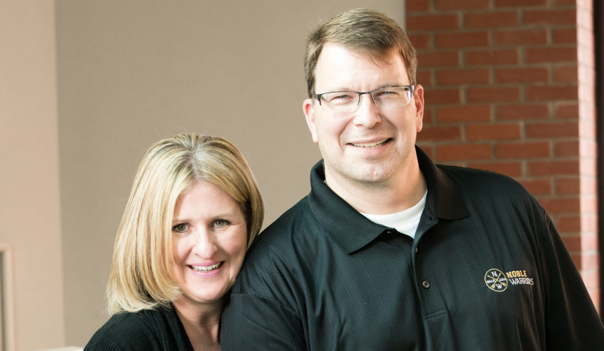 Meet the Team! David & Amy Romig