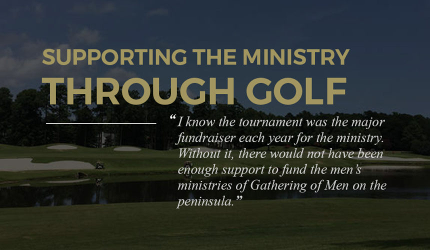 Supporting the Ministry Through Golf {20 Years & Counting!}