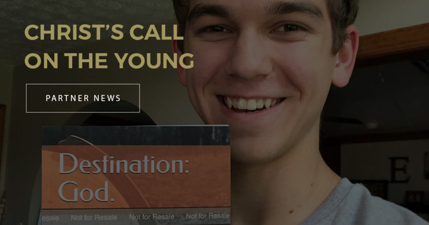 Christ's Call on the Young
