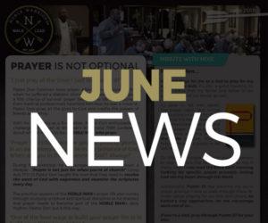 June 2018 NEWS