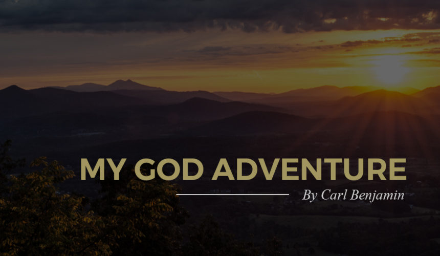 My God Adventure