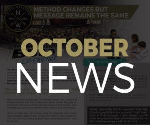 Oct 2018 NEWS