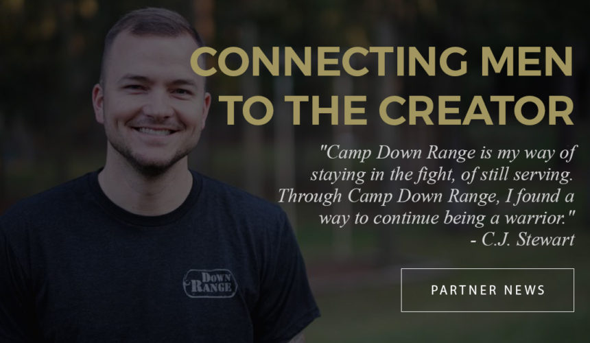 Connecting Men to the Creator