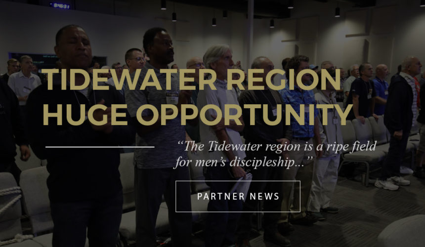 Tidewater Region, Huge Opportunity