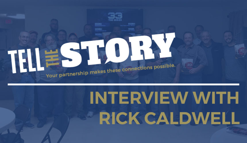 Interview with Rick Caldwell, Authentic Manhood