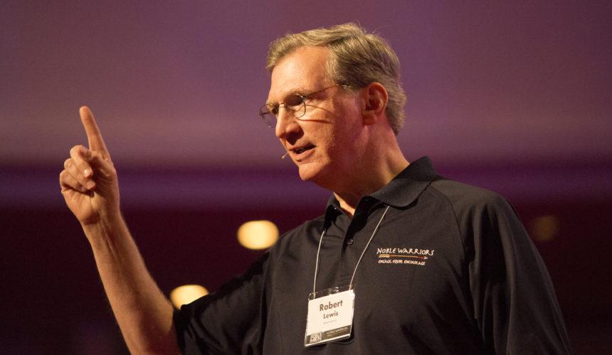 Robert Lewis Challenges Pastors to Invest in Men