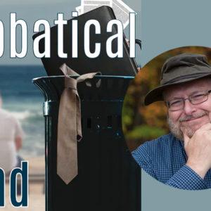 Workshop Highlight: David Winters, Sabbatical of the Mind