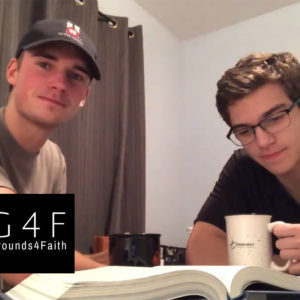 Workshop Highlight: Caleb & Ben, Grounds4Faith
