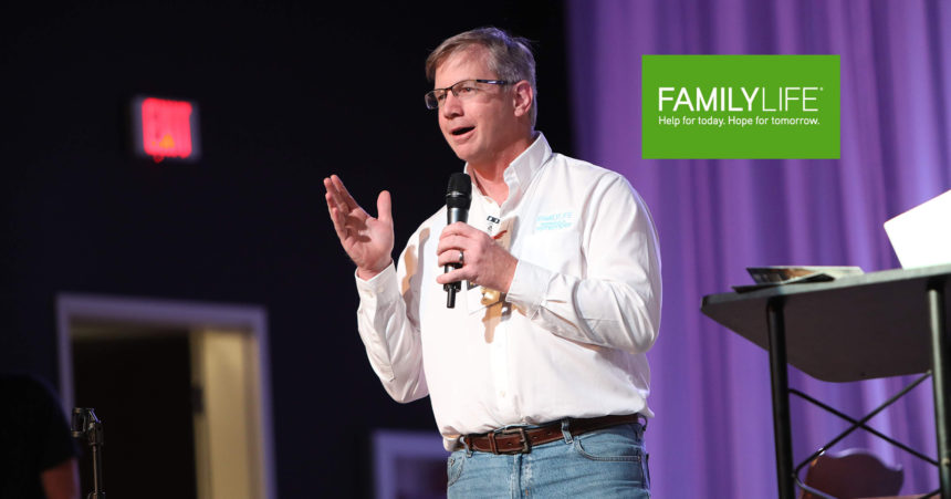 Workshop Highlight: Keith Tully, FamilyLife