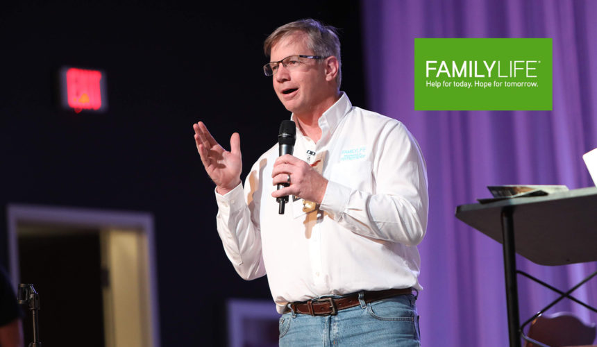 Workshop Highlight: Keith Tully, FamilyLife