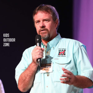 Workshop Highlight: Rick Magee, Kids Outdoor Zone