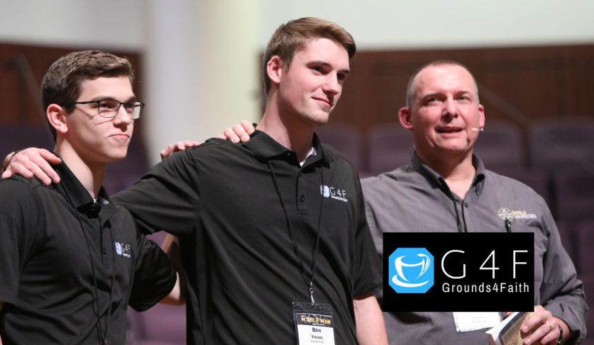 Workshop Highlight: Caleb & Ben, Grounds4Faith