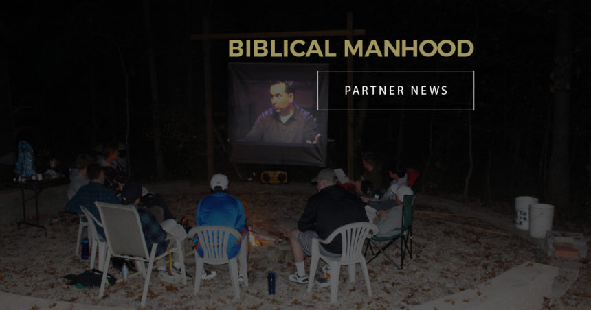 Biblical Manhood: Tools for Equipping Men