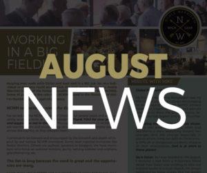 Aug 2019 NEWS