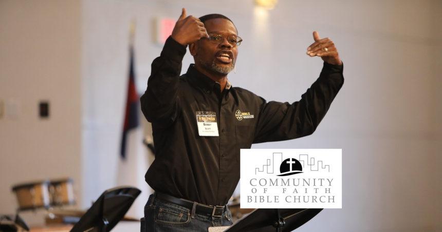 Keynote Highlight 2019: Bobby Scott, Community of Faith Bible Church