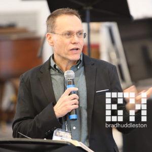 Workshop Highlight 2019: Brad Huddleston, Brad Huddleston Ministries