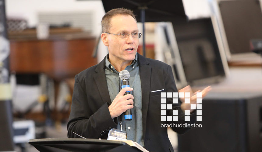 Workshop Highlight 2019: Brad Huddleston, Brad Huddleston Ministries