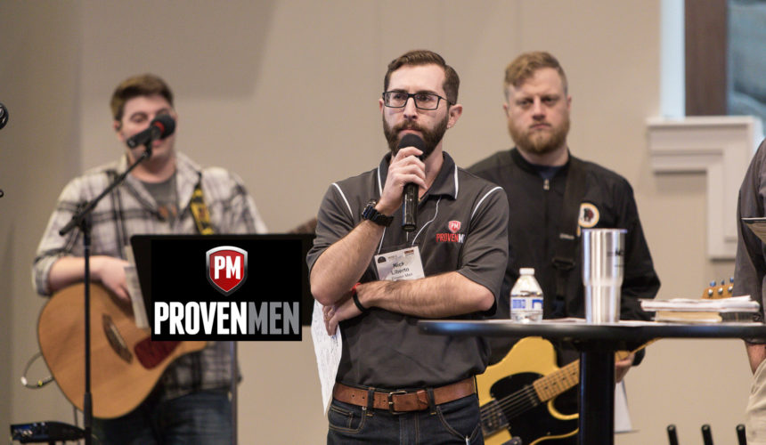 Workshop Highlight 2019: Nick Liberto, Proven Men Ministries