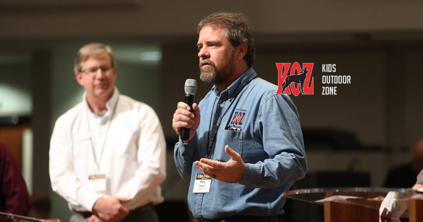Workshop Highlight 2019: Rick Magee, Kids Outdoor Zone