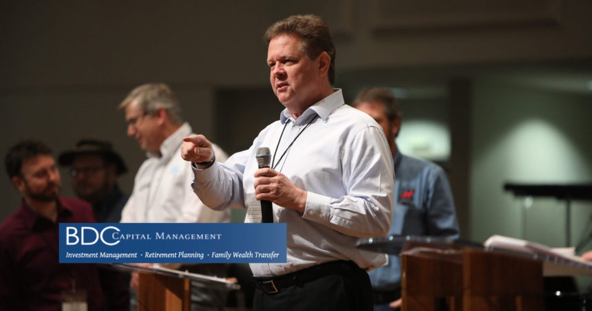 Workshop Highlight 2019: Gary Wood, BDC Capital Management