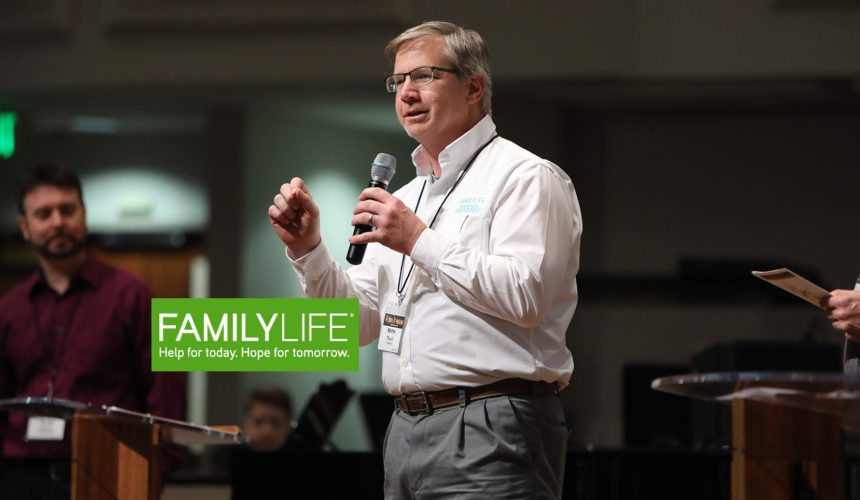 Workshop Highlight 2019: Keith Tully, FamilyLife