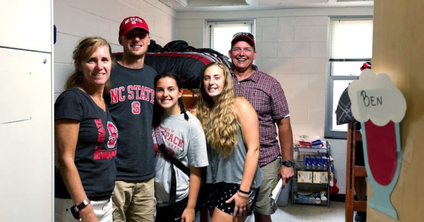 Virginia Tech, NC State & Field Hockey