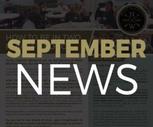 Sept 2019 NEWS
