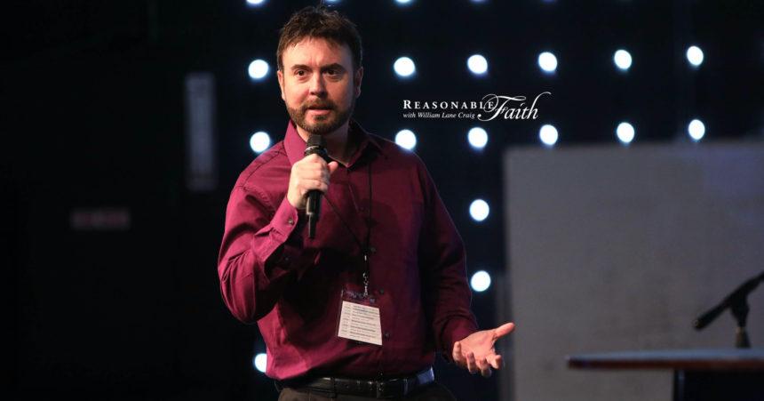 Workshop Highlight 2019: Allen Crostic, Reasonable Faith