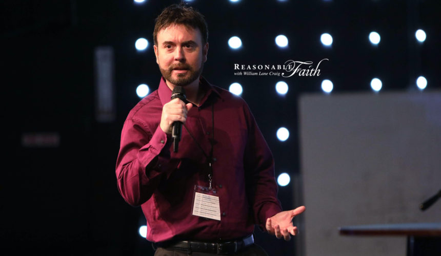 Workshop Highlight 2019: Allen Crostic, Reasonable Faith
