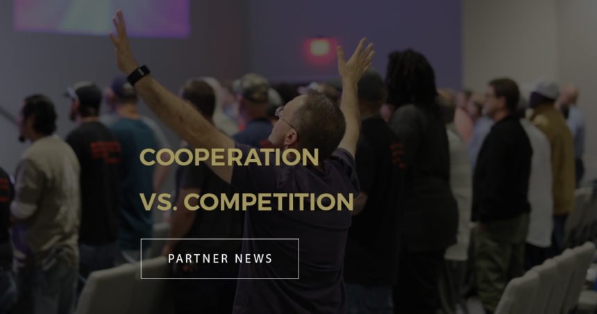 Cooperation vs. Competition