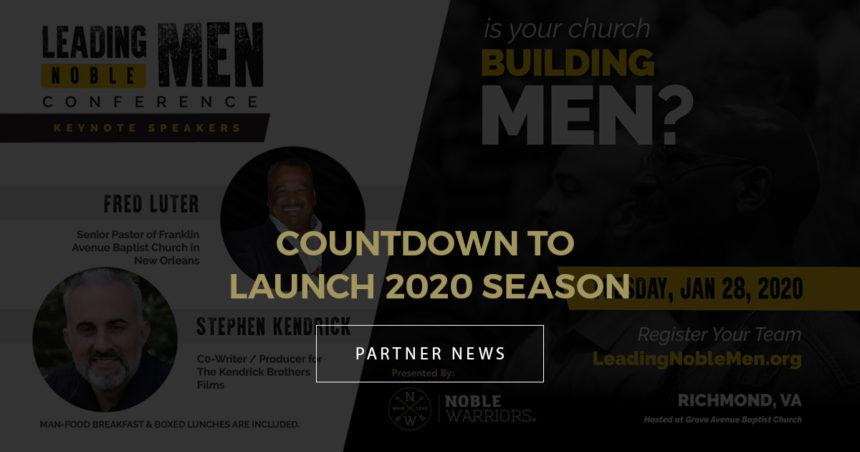 Countdown to Launch 2020 Season