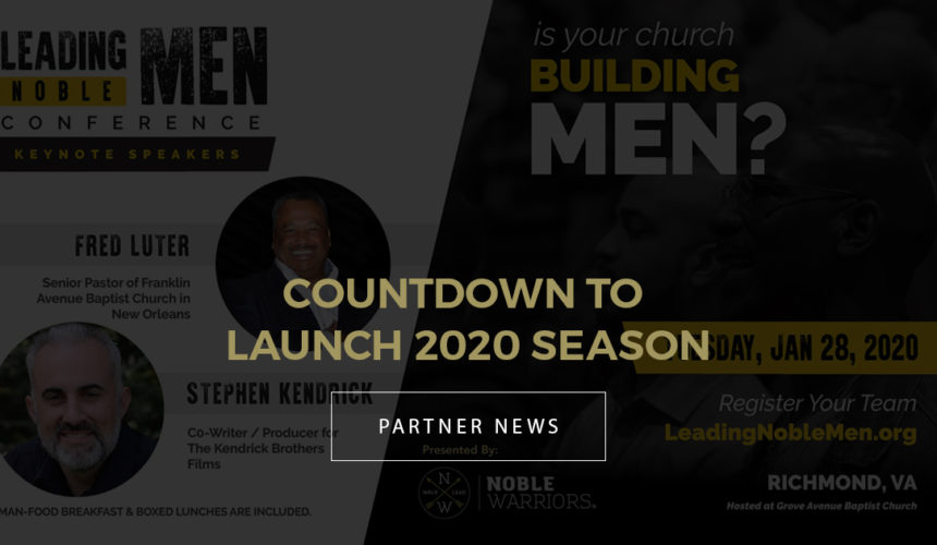 Countdown to Launch 2020 Season