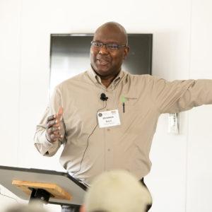 Workshop Highlight 2020: Herman Ivey, Minister