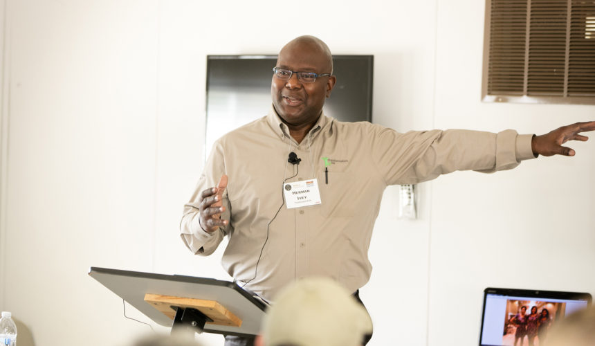 Workshop Highlight 2020: Herman Ivey, Minister