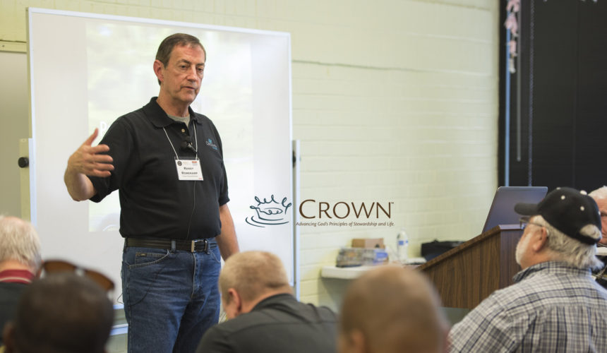 Workshop Highlight 2020: Randy Rowekamp, Crown Financial Ministries