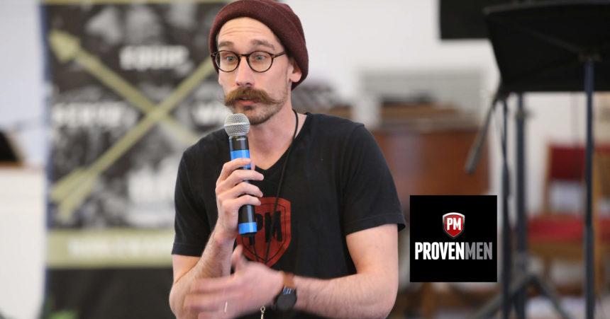 Workshop Highlight 2020: Marshall Shank, Proven Men