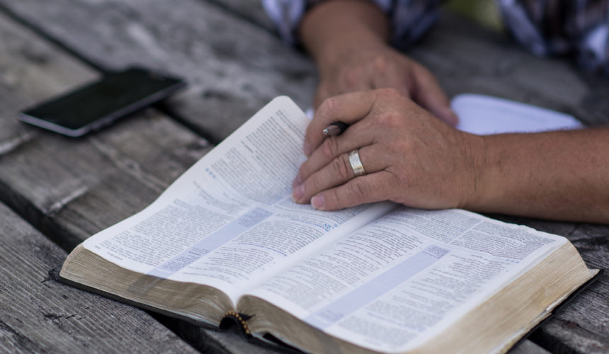 Paper Books (& Bibles) are Making a Comeback