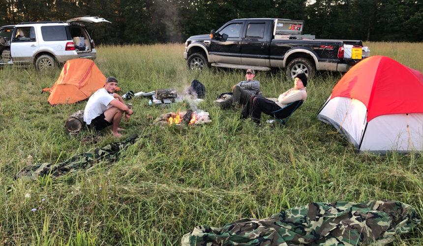 Basketball, Farm Camping, Valor, Training & CSB Board