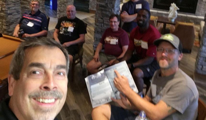 Faithful Men Stand Firm: Part 2 – TRACTION with Rich Babbitt