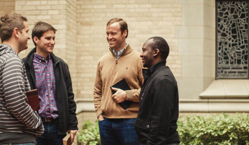 Build Men Up on Father's Day: 6 Tips for Pastors