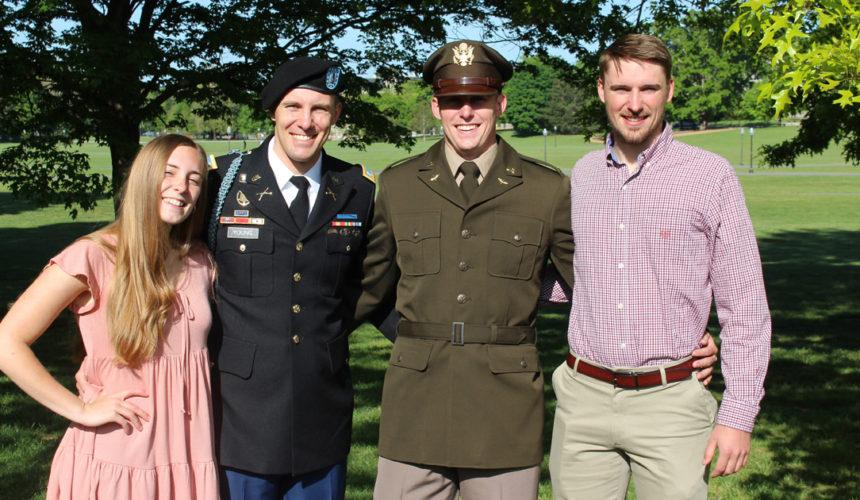 Lieutenant, Rocket Center Internship & Baby Owen Visit